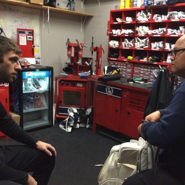 Essan's Story | Bay Area Hockey Repair & Sharpening